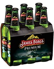 James Boag's Premium Lager, 375 ml (Pack of 6)