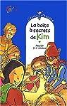 L'école d'Agathe, Tome 14 : La boîte à secrets de Kim par Pakita