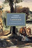 img - for A Marxist Philosophy of Language (Historical Materialism Book Series) by Jean-Jacques Lecercle (2009-09-01) book / textbook / text book