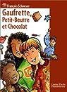 Gaufrette, Petit-Beurre et Chocolat par Schoeser