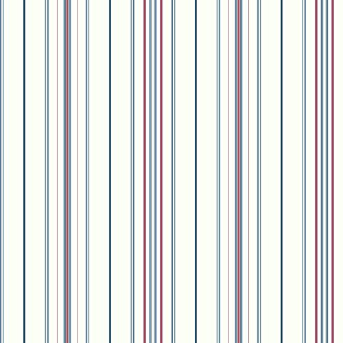 York Wallcoverings Ashford Stripes Wide Pinstripe Removable ()
