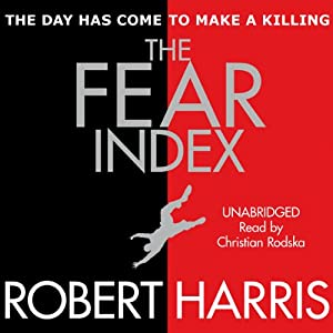 The Fear Index Audiobook