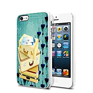 Luggage to GO - iPhone 5/5s White Case