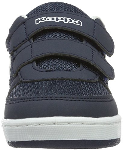 Kappa Trooper Light Sun, Zapatillas Unisex Niños Azul (Navy/white)