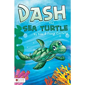 Dash the Sea Turtle Audiobook