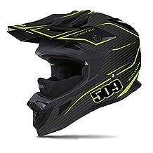 509 Lightweight Carbon Fiber Altitude Helmet - Matte Lime (XL) by 509