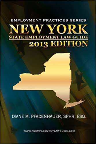 New York State Law 2013