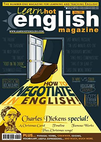Magazines : Learn Hot English
