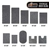 Gorilla Grip Original Luxury Chenille Bathroom