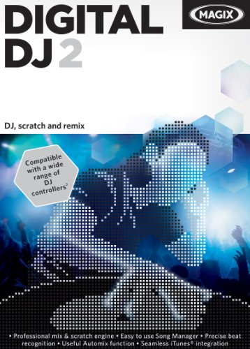 MAGIX Digital DJ 2 for Mac [Download] by MAGIX