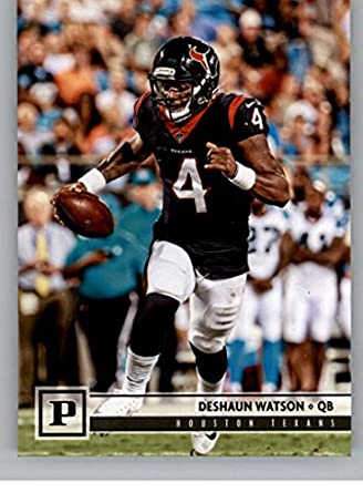 new styles 1f5da 2aef9 Amazon.com: 2018 Panini #116 Deshaun Watson NFL Football ...