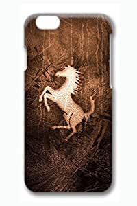 iPhone 6 Case - Full-Body Rugged 3D Print Hard Cases for iPhone 6 Ferrari Logo 5 Ultra Fit Customized Designs Cases for iPhone 6 4.7 Inches by mcsharksby Maris's Diary