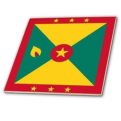 Amazon Com 3drose Inspirationzstore Flags Flag Of Grenada
