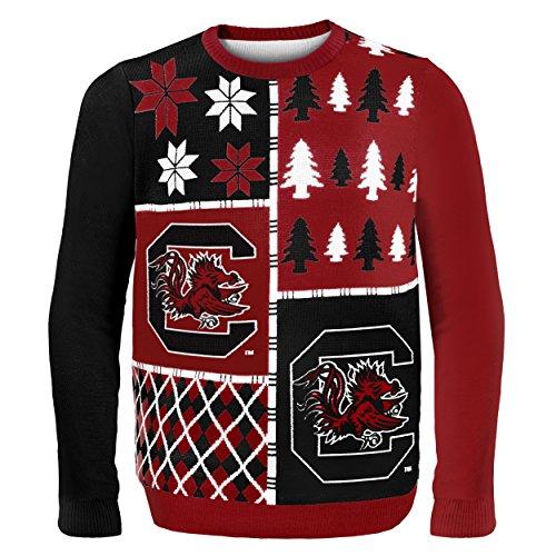 NCAA Busy Block Sweater - XX-Large - Alabama Crimson Tide