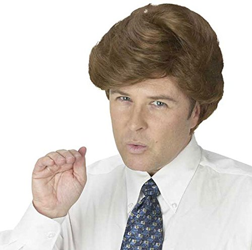 Adult Donald Trump Costume Wig (Wig Halloween Costume Mask)