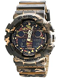 Casio Men's G-Shock GA100CM-5A Multi Resin Quartz Watch