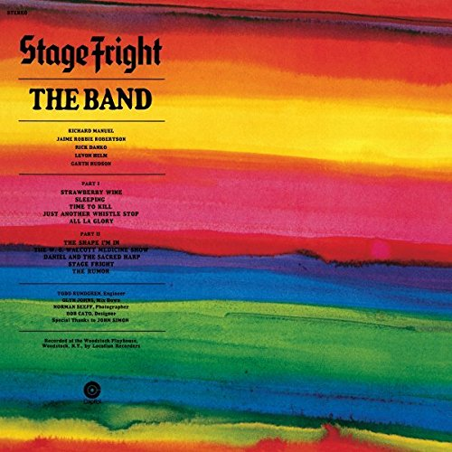 Stage Fright LP Band