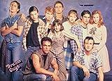The Outsiders - Jay R Ferguson - Rodney Harvey - Boyd Kestner - Harold Pruett - David Arquette - Robert Rusler - Kim Walker - Fred Savage - 11