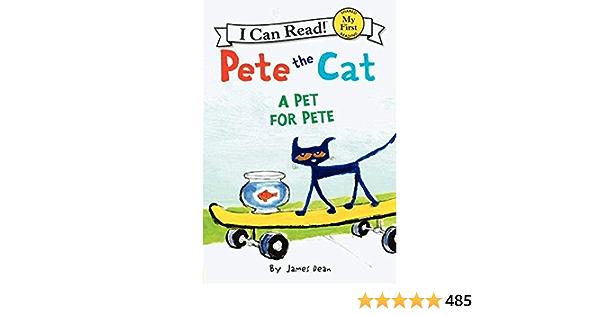 A Pet for Pete (I Can Read): Amazon.es: Dean, James, Dean ...
