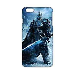 Cool-benz Strong Ice man 3D Phone Case for iPhone 6 plus