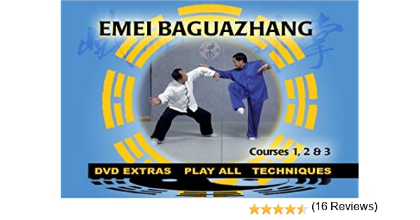 Baguazhang 1, 2 & 3 (Region 0) [DVD] [Reino Unido]: Amazon.es ...