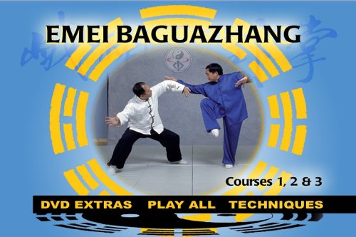 Baguazhang - 8 Trigrams Palm
