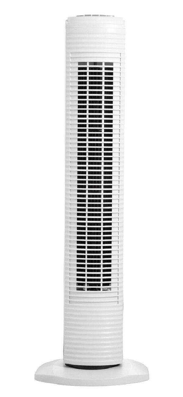 Holmes HTF3110A-WM Oscillating Tower Fan, White by Holmes