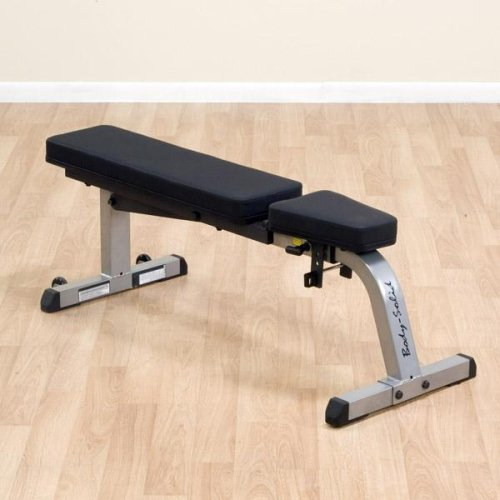 Body-Solid Heavy Duty Flat Incline Bench