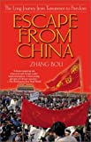 Escape from China, Zhang Boli, 0743431618
