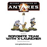 Boromite X-Launcher & Team - Wargaming - Warlord Games by Gates of Antares