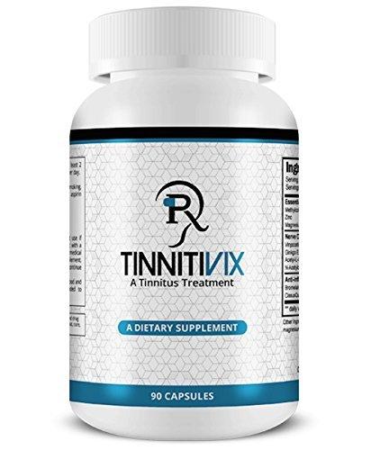 Tinnitivix efficace naturel acouphènes traitement acouphènes secours oreille sonnerie secours mieux arrêter oreille sonnerie (PAC 60)