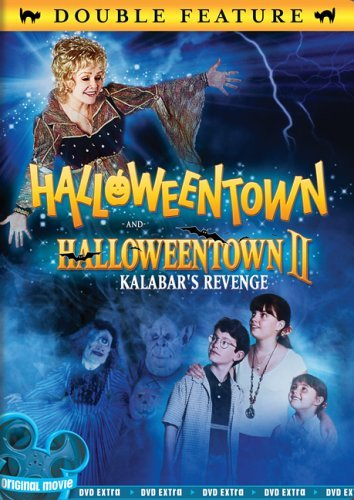 Halloweentown / Halloweentown II: Kalabar's Revenge (Double Feature) by Debbie Reynolds -
