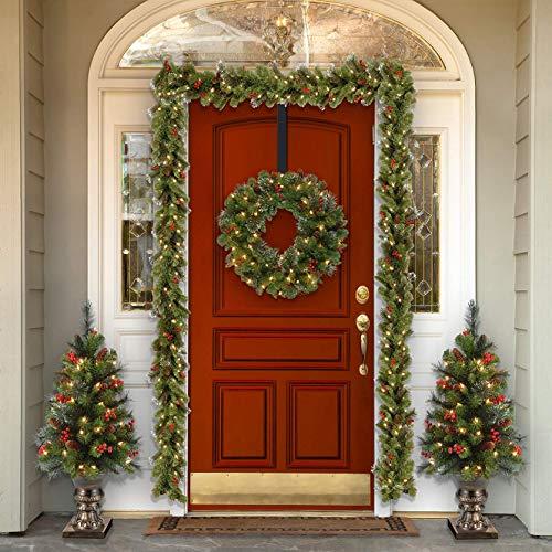Wreath Hanger Adjustable Wreath Hanger For Front Door From 14 9 25