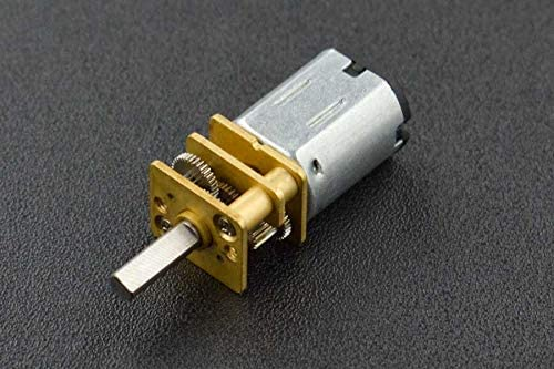 DFROBOT Micro Metal Gearmotor 30:1