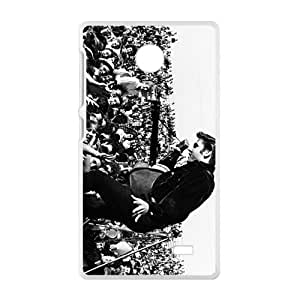 New Style Custom Picture Elvis Aron Presley Design Personalized Fashion High Quality Phone Case For Nokia X