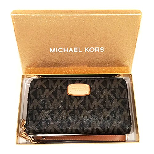 46d694ecb1ba GPL  Michael Kors Jet Set Item Large Flat Multifunction Phone ...