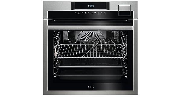 AEG BSS79232XM - Horno (Medio, Horno eléctrico, 70 L, 30-230 °C ...