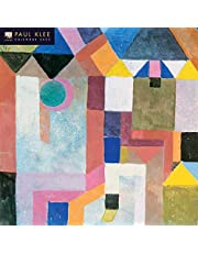 Paul Klee Wall Calendar 2022 (Art Calendar)