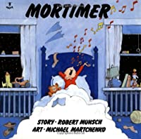 Mortimer Book Cover