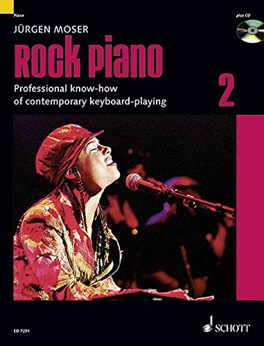 Rock Piano - Volume 2: Professional Know-How of Contemporary Keyboard-Playing