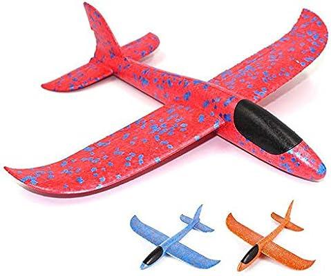 Lelestar Aerei alianti in Volo Schiuma Modello di Aereo dei
