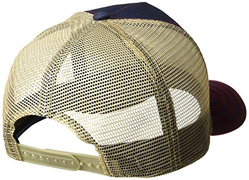 77afd2f0 ... One Size Goorin Bros. Men's Animal Farm Baseball Dad Hat Trucker, Navy,  ...