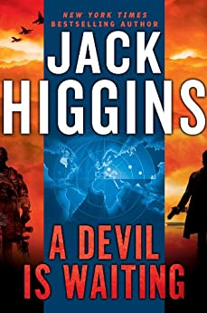 A Devil is Waiting (Sean Dillon Book 19) by [Higgins, Jack]