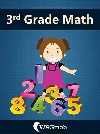 Amazon.com: 3rd Grade Math eBook: WAGmob: Kindle Store