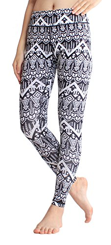 Jescakoo Digital Stretch Workout Leggings product image