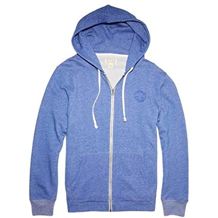f08841bb0a64 Amazon.com   Converse Mens Chuck Taylor Patch Full Zip Hoodie   Everything  Else