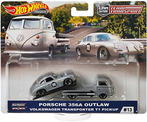 Hot Wheels Team Transport Volkswagen T1 Transporter Pickup (Hot Wheels Vw)