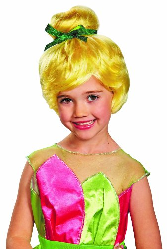 Disney Fairies Tinker Bell Child Wig