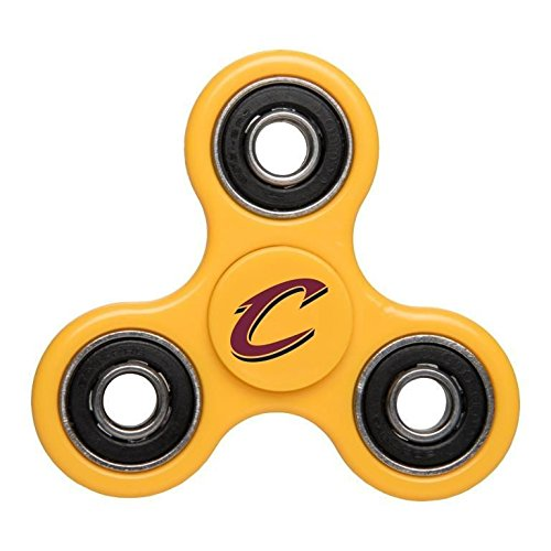 fan products of Cleveland Cavaliers Three Way Team Spinner