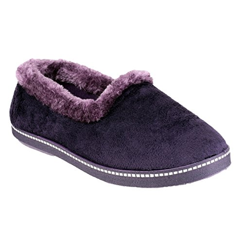 Pantofole Donna Mirak Dijon Nere